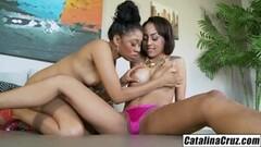 Cameron Keys And Shaye Bennett Lesbian Playtime Thumb