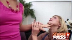 Horny Gwyneth Petrova wet pussy massage Thumb