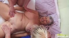 GRANNYLOVESBLACK - Lacey Starr Black Booty Call Thumb