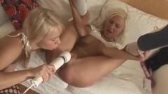 Frisky Sexy Czech Blonde Milf Got a Free Ride Thumb