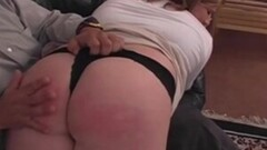 Naughty MILF squirts from fisting Thumb