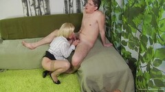 Hot Chubby Babe Rides Thick Cock On Cam Thumb