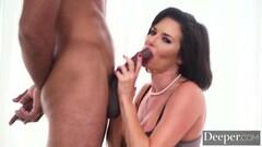 Kinky lesbian girls lick cunts and anuses Thumb