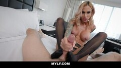 Hot Stepmom Masturbates 2 Step-Daughter PORN Thumb