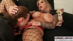 Kinky Glasha Belkina Hot Erotic Virgin Lersbian Massage Thumb