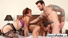 Naughty Lizka Gerenda gets her virgin pussy massaged Thumb