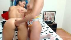 Swedish Milf Loves Assplay on Webcam Thumb