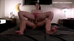 Hot Eden Sin gets double penetration big dick Thumb