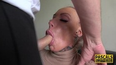 Sexy Street Prostitute for Ass Licking Thumb