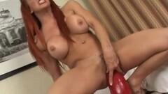 Sexy Vintage Pornstar cock suck Thumb