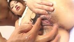 Japanese ninja, Sumire Matsu got pussy fucked uncensored Thumb