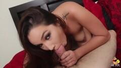 LETSDOEIT - Stunning GirlFriend Doesn't Let Her Man Work Thumb