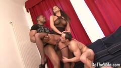 Chloe finds a Gloryhole and sucks off sexy strangers Thumb