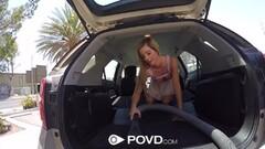 Kinky Bella Dahl shakes her juicy ass Thumb